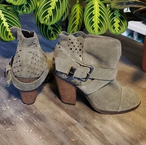 Betsey johnson Olive Ankle Bootie